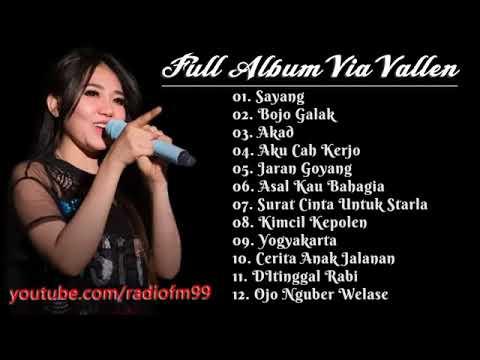 BEST Via Vallen Full Album terbaru 2018