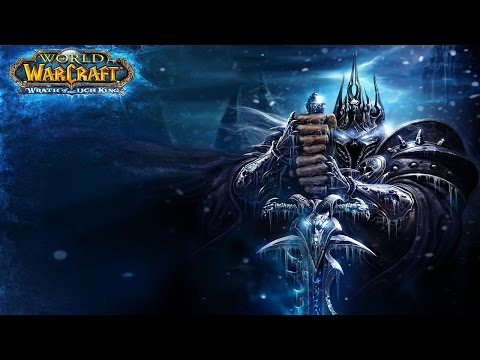 World Of Warcraft Music Tribute - Wrath Of The Lich King