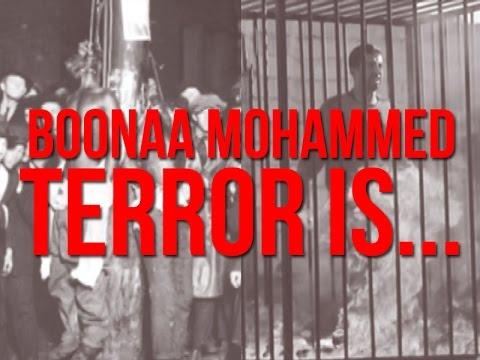 Boonaa Mohammed - Terror is...