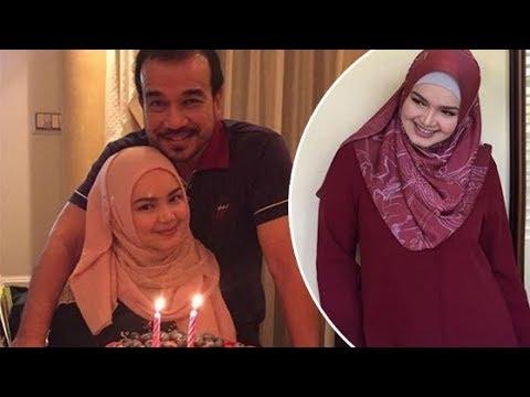 Baby Bump Datuk Siti dah Nampak