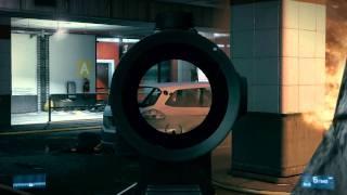 Battlefield 3 PC Single Player High Quality 1080p w/Dolby Headphone