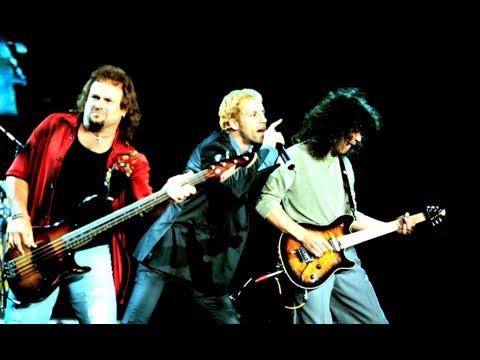 Van Halen - Live in Del Mar, CA July 3, 1998 DAT Master