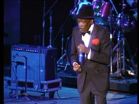 """John Lee Hooker - """"Too Many Women"""" with Ron Thompson & The Resistors (1984)"""