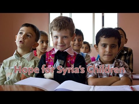 Education key to present, future of Syrian refugees in Lebanon