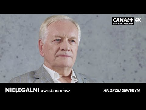 Nielegalni - kwestionariusz | Andrzej Seweryn | CANAL+