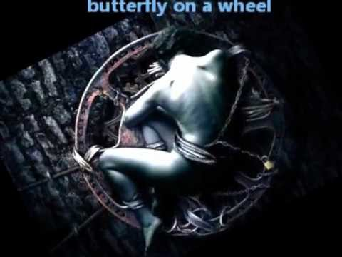 butterfly on a wheel (lyrics), the mission