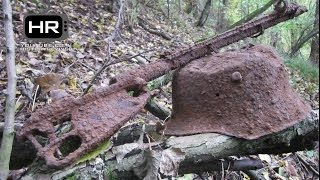 World War II Metal Detecting - Eastern Front Relic Hunting Episode 8 HD