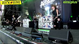 Asking Alexandria - Welcome / Closure (Live @ Rock am Ring 2013 07.06)