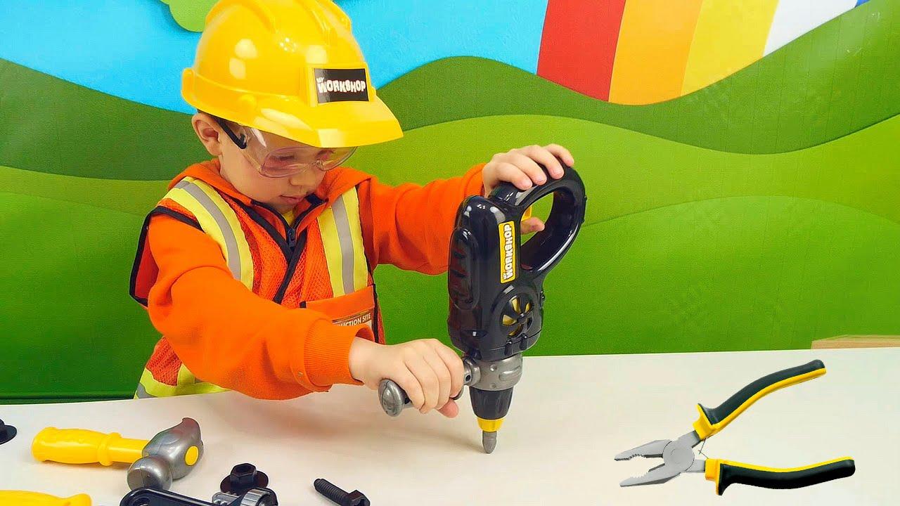 в инструменты картинках строителя