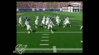 ESPN NFL Prime Time 2002 PlayStation 2 Gameplay_2001_08_27_1