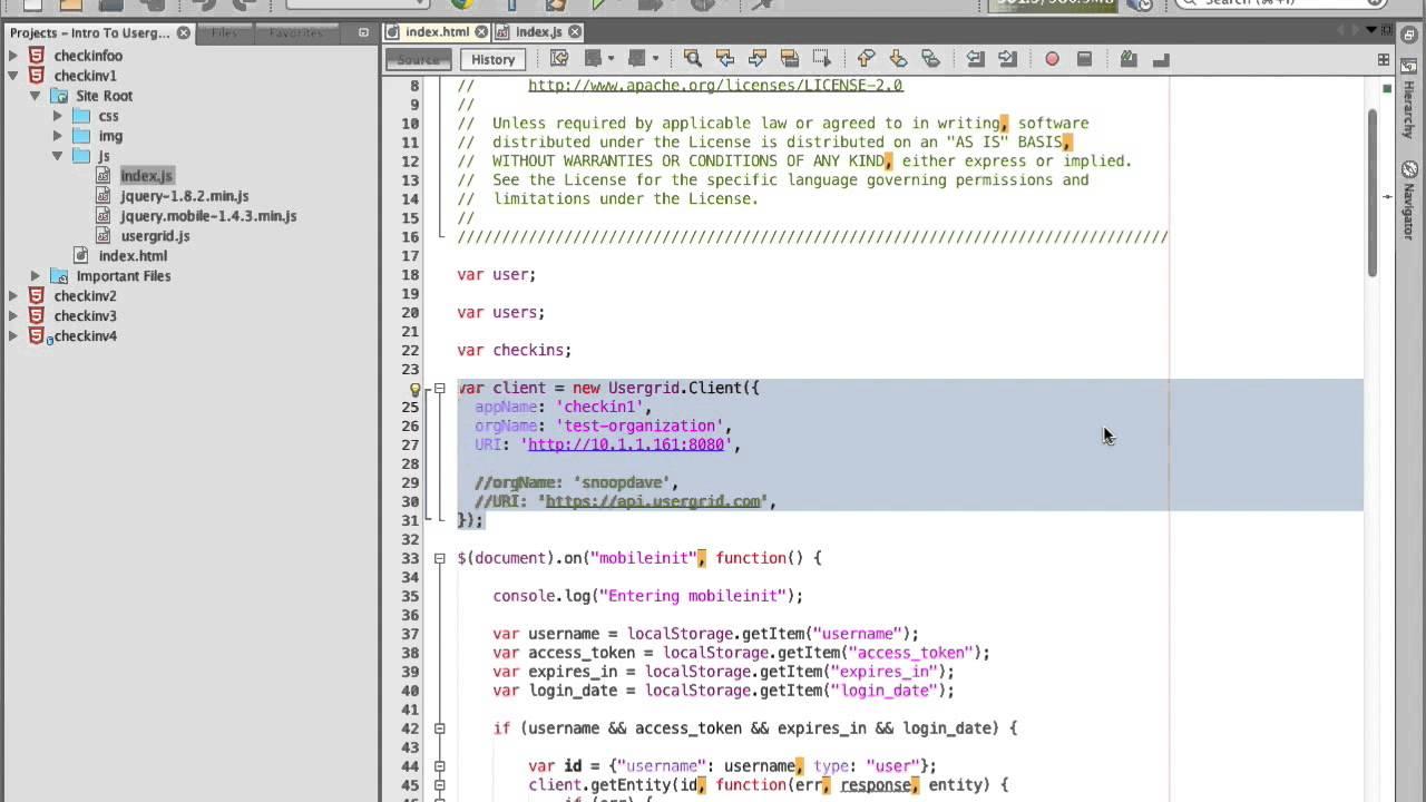 Presentations & Videos — Apache Usergrid 2 x documentation