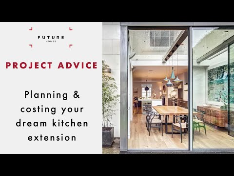 How to plan and cost a single-storey extension