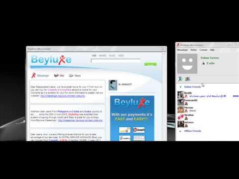 beyluxe gratuit 2012