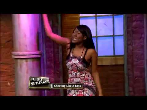 Can't Stop Them! (The Jerry Springer Show)