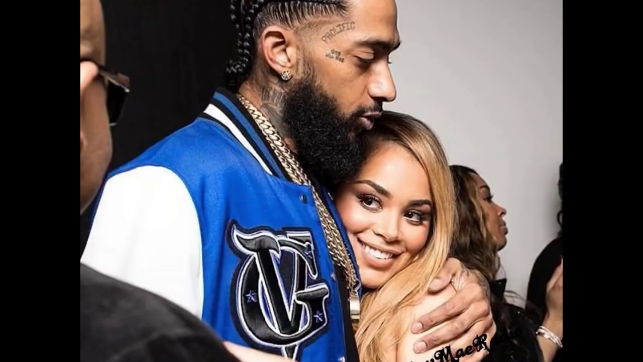 LAUREN LONDON AND NIPSEY HUSSLE LOVE STORY. The MARATHON CONTINUES