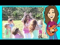 Bunny Hop Dance Songs for Kids and Children | English Nursery Rhymes by Patty Shukla