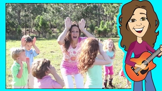 Bunny Hop! | Hop, hop, hop | Children Song | Patty Shukla