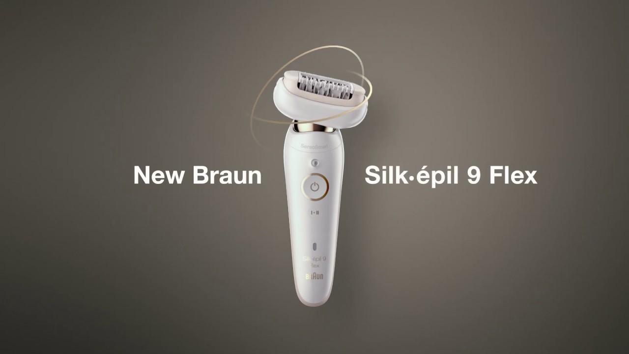 Braun Silk-épil Flex 9002