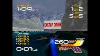 wipeout xl perfect flight Piranha Phantom class Sagarmatha