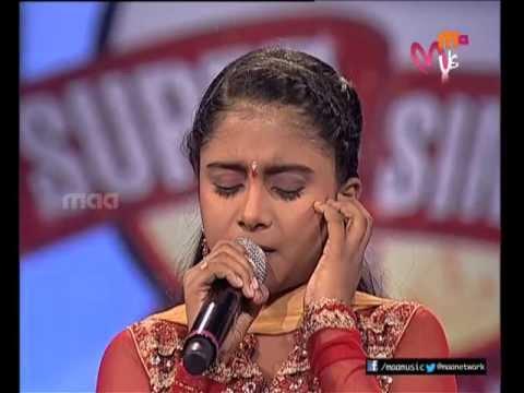 Super Singer 4 Episode 23 : Suma Sri ( Tholisari Ninnu )