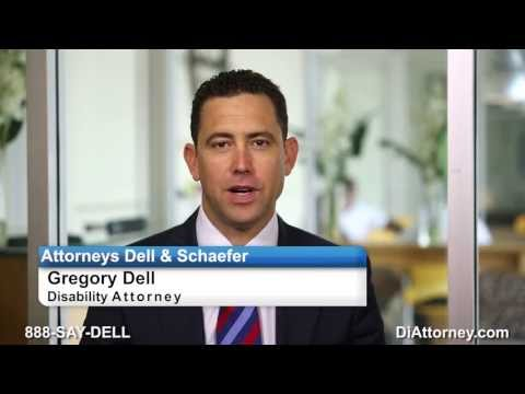 Disability Attorneys Dell & Schaefer Help Disability Insurance Claimants Nationwide