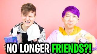 ARE LANKYBOX STILL FRIENDS!? (JUSTIN RAGE QUIT?! *EMOTIONAL*)