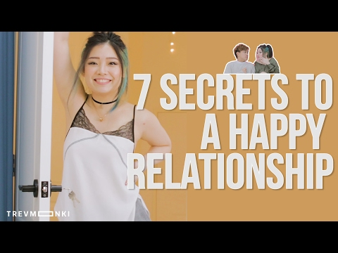 7 Secrets to a Happy Relationship?!