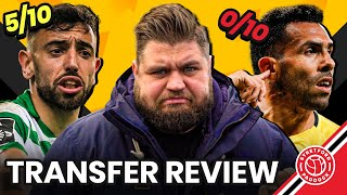 Bruno Fernandes ON... Now OFF?   Transfer Review w/ Stephen Howson