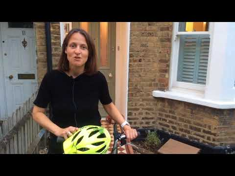 Why Sustrans Loves Cycling To Work: Meet Bronwen, Our Communications Volunteer In London