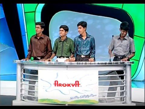 Jackpot TV show featuring Isaac, Sathya, Varun and Susanth Part 1