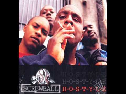 Screwball - H-O-S-T-Y-L-E (Instrumental)
