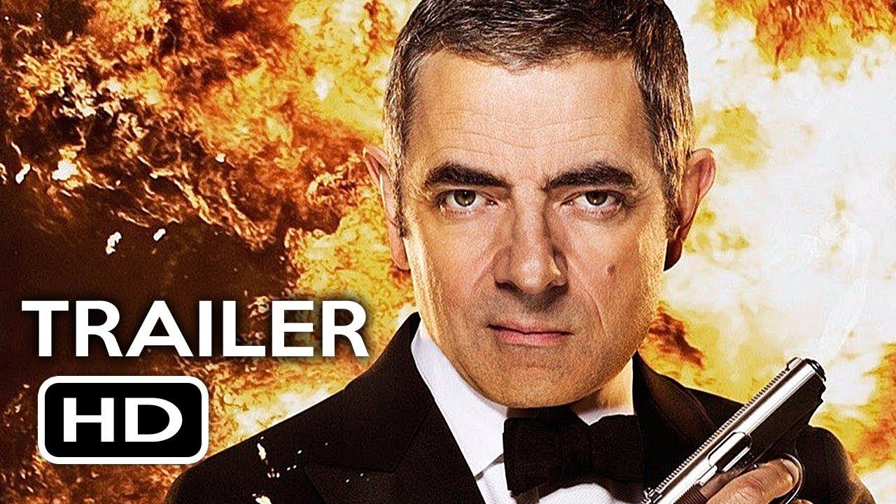 Johnny English 3 Trailer Teaser 2018 Rowan Atkinson Comedy Movie