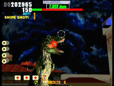 the lost world jurassic park arcade game download