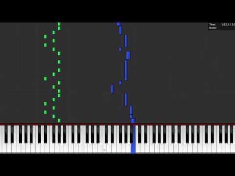 Slash Anastasia Piano Tutorial with solo