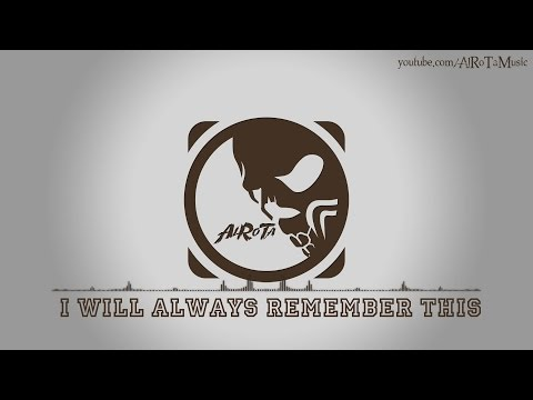 I Will Always Remember This By Tommy Ljungberg - [2010s Rock Music]