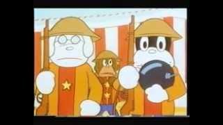 First TV Anime episode of Norakuro 1970.