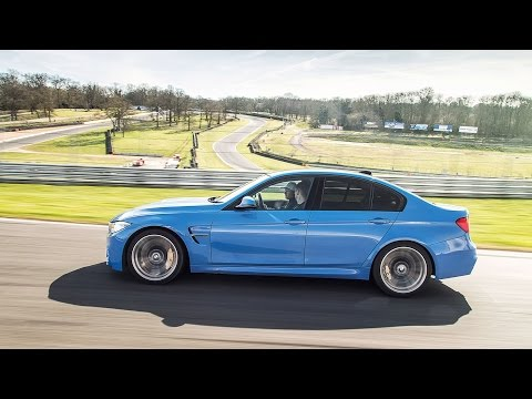 DT Test Drive — 580 HP BMW M3 F80