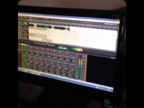 """YOUNG RALEIGH LIVE STUDIO SESSION """"believe me freestyle"""