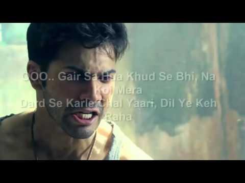 Chadariya Jheeni Re Jheeni Judaai Song Lyrics   Badlapur 2015 mov