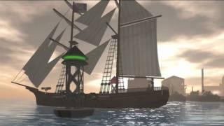 Fleet Week - New Babbage -  Steampunk Town