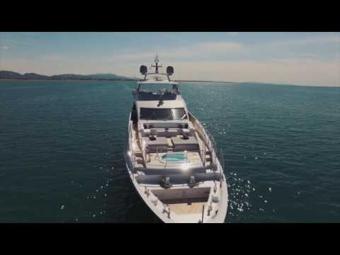 H Yacht Video   140ft Luxury Motor Yacht for Charter