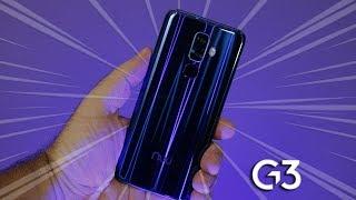 QUE SMARTPHONE LINDOOO 📱 😱 | UNBOXING E PRIMEIRAS IMPRESSÕES - NUU G3 Gostozin no azeite