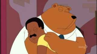 The Cleveland Show - I'm your bear now