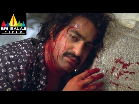 Yamadonga Movie Mohan Babu and NTR Sentiment Scene | Jr NTR, Priyamani | Sri Balaji Video
