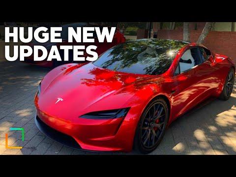 Tesla Roadster Is Finally Here, And It's Genius