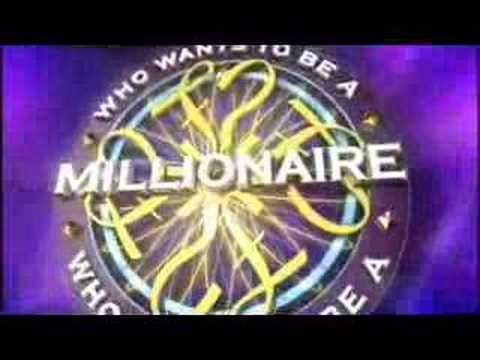 who wants to be a millionaire intro (2007) - youtube, Powerpoint templates