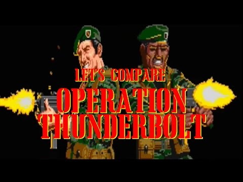 Let's Compare  ( Operation Thunderbolt )