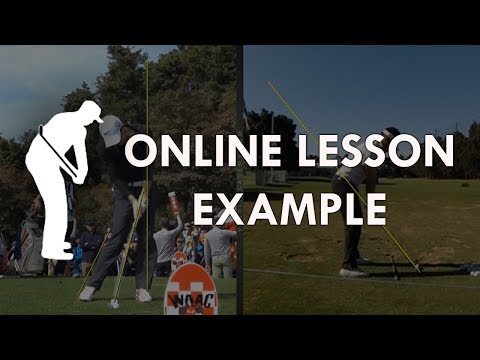 Golf Swing Technique – Online Golf Training – Craig Hanson Golf