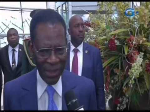 Obiang Nguema Mbasogo fait appel au Gabon pour la candidature de la Guinée