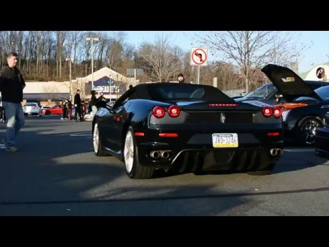 RDG Most Wanted car meet / Reading PA / 3-26-16